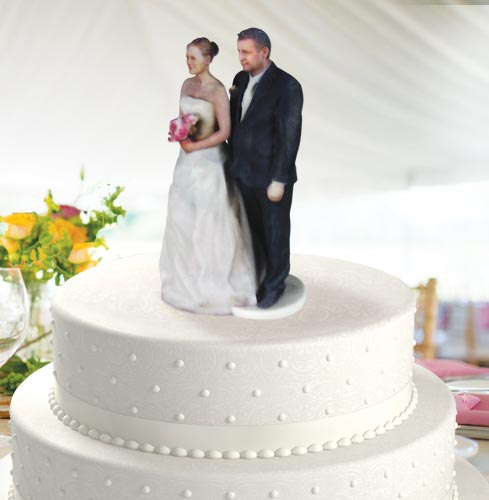 Cake Pictures Printer : Mini You   Great for cake toppers   Your Wedding Day